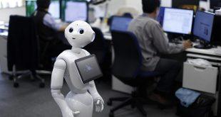 l'intelligence artificielle au travail