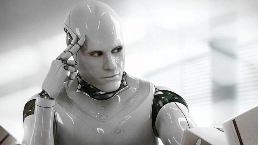 robot humain