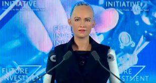 sophia citoyenneté arabie saoudite robot