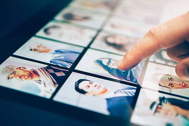 Recommandation de rencontres en ligne basée sur les images