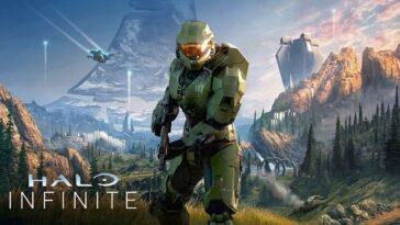 Les robots de Halo Infinite