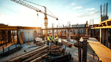 L'IA dans l'industrie de la construction