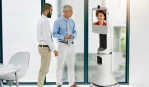 ava robot de téléprésence