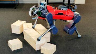 Entraîner des robots sur un parcours d'obstacles virtuels