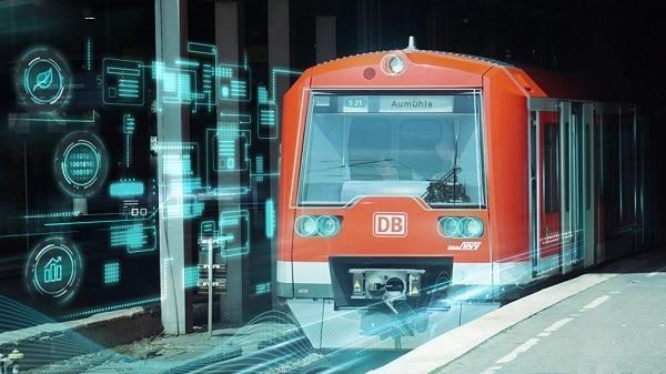 Le train autonome de DB et Siemens