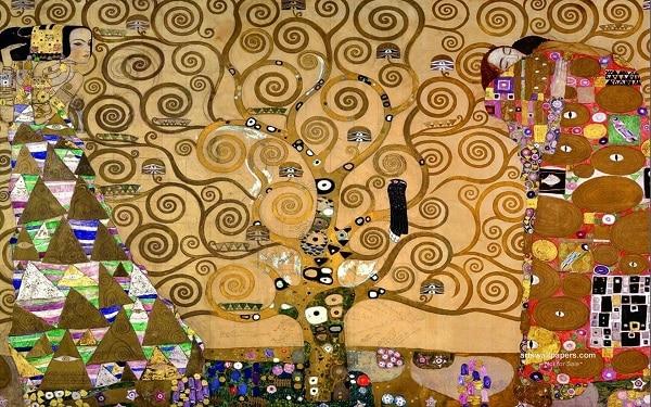 Google reconstitue les tableaux de Gustav Klimt grâce au machine learning