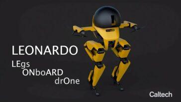 Le robot LEONARDO