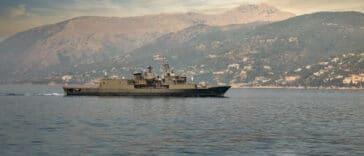 Navigation maritime autonome