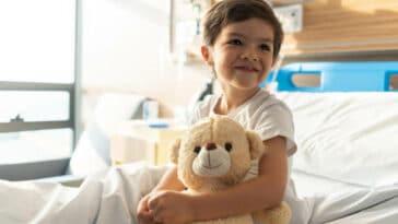 La visite d'un robot de téléprésence réconforte les enfants hospitalisés